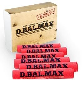 D-Bal Max – opiniones – precio