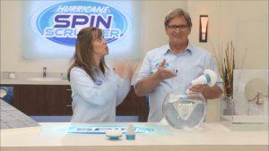 Hurricane Spin Scrubber - efectos secundarios - contraindicaciones - hace mal - fraude - corte ingles